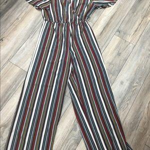 NWT!! Speechless jumpsuit size XL